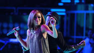 'The Voice' recap, Amanda Brown and Melanie Martinez are cut, we soldier on
