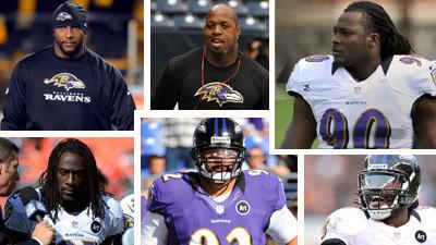 Baltimore Ravens notes on defensive injuries, Ray Lewis' return…