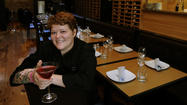 "Jesse Sandlin is back at Vino Rosina. The ""Top Chef"" alumna was the chef when Vino Rosina opened in the spring of 2010 but left the following January."