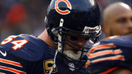 Urlacher hurt, but offense feels the pain