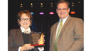 PETOSKEY -- Local business community members received recognition Tuesday for an array of contributions during Petoskey's Breakfast for Champions.