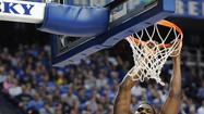 Photo gallery: Kentucky 88, Samford 56
