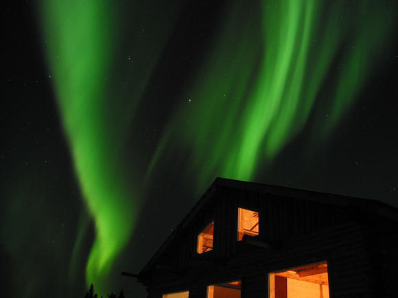 Aurora Borealis Lodge