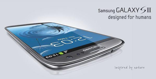 The Sprint version of the Galaxy S III smartphone is starting to receive the Android 4.1 Jelly Bean operating system.