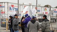 Strikes 2012: Major worker walkouts