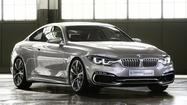 BMW's new 4 Series lineup to replace 3 Series Coupe, convertible