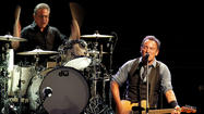 Bruce Springsteen and E Street Band drummer Max Weinberg