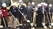 Officials break ground for $13 million Towson Y