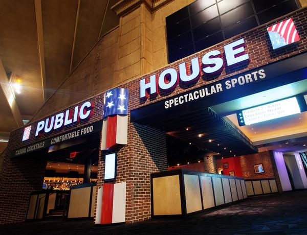 Public House at Luxor