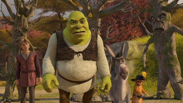 Shrek and his friends will be joined on Netflix soon by Disney characters.