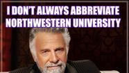 Northwestern hops on meme train for Gator Bowl
