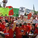 Chicago teachers strike, Mayor Emanuel gets involved
