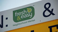 EL SEGUNDO -- British supermarket giant Tesco said it is considering selling its Fresh & Easy Neighborhood Market stores and will probably leave the United States altogether.