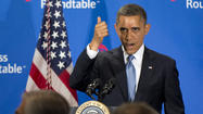 Obama tries to shoot down GOP talk of debt-limit threat