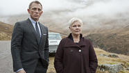 "After five decades of globe-trotting adventures, James Bond kept things close to home for his 23rd adventure, ""Skyfall."" And residents of the United Kingdom have paid back the kindness in spades: This weekend the film celebrating Bond's 50th anniversary became the highest-grossing movie ever in their native land."