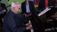 Jazz pianist Dave Brubeck, 91, died Wednesday from heart failure, his manager, Russell Gloyd, told CNN.