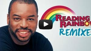 Butterfly in the sky: 'Reading Rainbow' gets remix treatment