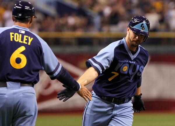The former Rays infielder signed with the Chicago White Sox for three years and about $12 million.
