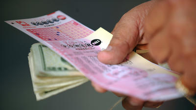 Florida lottery: Record sales last week