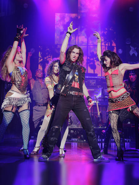 "Broadway Company of ""Rock of Ages"""