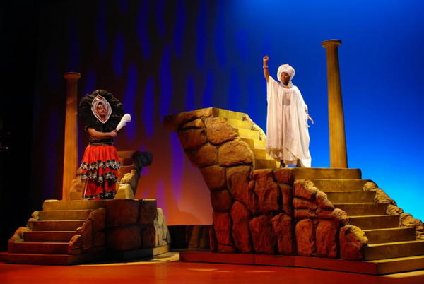 "There are two opportunities to see Langston Hughes' ""Black Nativity,"" a gospel retelling of the Nativity of Jesus. <br><br><b> Congo Square Theatre: </b>Previews Thursday and Dec. 14, opening Dec. 17 and continuing through Dec. 23 at Kennedy-King College Theater, 740 W. 63rd St.; $45; 773-296-1108, congosquaretheatre.org. <br><br> John Ruffin's Broadway in Bronzeville: Sunday through Dec. 16 at Harold Washington Cultural Center, 4701 S. King Drive; $40-$60; 866-468-3401, ticketweb.com.</b>"