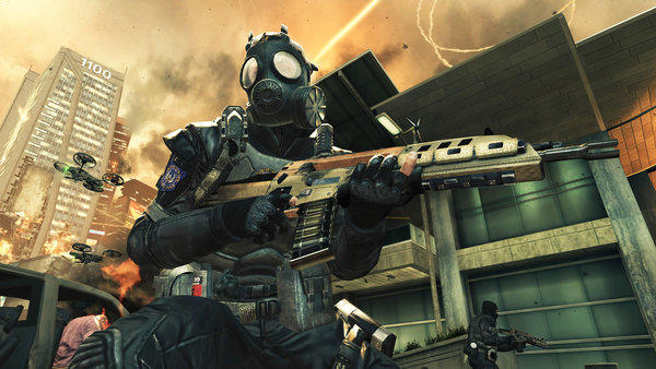 "A scene from ""Call of Duty: Black Ops II"""