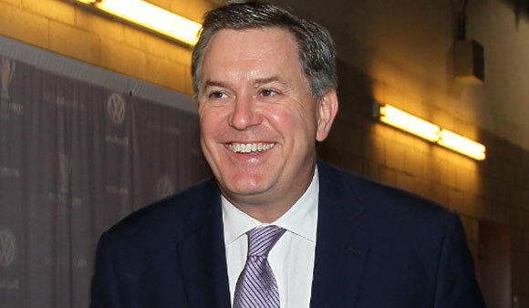 Tim Leiweke has been named the 2012 sports executive of the year, according to the Los Angeles Sports Council.