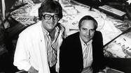 "Leslie Bricusse, the Academy Award-winning songwriter behind such monster hits as ""What Kind of Fool Am I?,"" ""Candy Man"" (penned with the late Anthony Newley) and ""Talk to the Animals,"" slipped quietly into Chicago this week. So did the producer-writer-composer Allan Jay Friedman."
