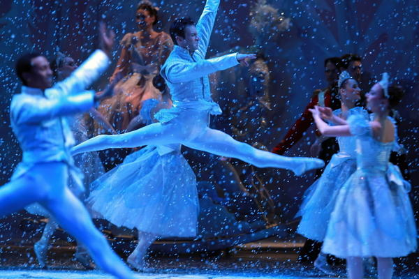 "It's that most wonderful time of the year -- for Joffrey Ballet's production of ""The Nutcracker."" This is the 25th year, and much of the re-imagined ""Nutcracker"" Robert Joffrey created in 1987 that celebrates American Christmas traditions is intact. <br><br> Why go: If it ain't broke ...  <br> The Chicago Philharmonic will provide the Tchaikovsky score, with a children's cast of more than 100 young dancers and singers from the Chicagoland area joining the Joffrey ensemble. <br><br><b> Reconsider:</b> Either you're down with ""The Nutcracker"" or you're not. <br><br><b> Friday through Dec. 27 at Auditorium Theatre, 50 E. Congress Parkway; $31-$132; 800-745-3000, ticketmaster.com</b>"