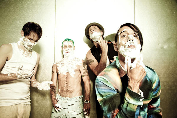 Red Hot Chili Peppers (Hard Rock Hotel & Casino, New Year's Eve)