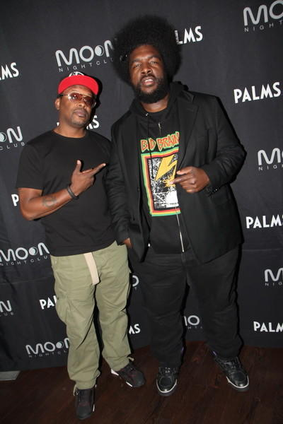 DJ Jazzy Jeff and Questlove (Dec. 29, Moon)