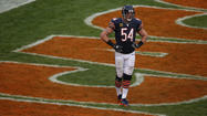 <strong>What will teams do now to exploit the loss of Brian Urlacher? Physically not a huge threat but ability to change formations a key loss.</strong> -- @Tquille, from Twitter