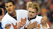 "Now that <a href=""http://www.baltimoresun.com/sports/orioles/blog/bal-orioles-resign-outfielder-nate-mclouth-to-oneyear-deal-20121205,0,4873782.story"" target=""_blank"">Nate McLouth has re-signed with the </a>Orioles, agreeing to a one-year, $2 million deal with $500,000 additional available in bonuses based on plate appearances, what does it mean for the club this offseason and for the 2013 season?"