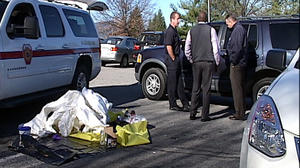Two arrested after mobile meth lab found in van at LewisGale Medical Center in Salem