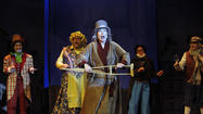 Theater review: 'The Farndale Avenue... Christmas Carol'