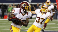 ASHBURN, Va. – DeAngelo Hall hurt his ankle enough that he had to use crutches to make an appearance on a Washington, D.C. radio show Tuesday. Still, the Washington Redskins cornerback vowed that he would not sit out Sunday's home contest against the Ravens.