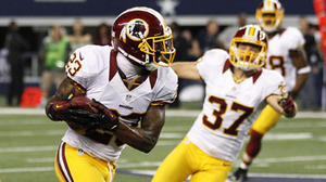 Ankle injury won't prevent Redskins' DeAngelo Hall from playing Sunday