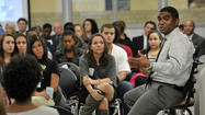 Dance holds student town hall