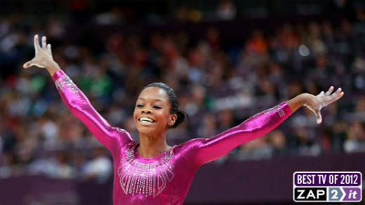 OMG TV: 35 moments and characters that excited us in 2012: Fierce Five FTW.