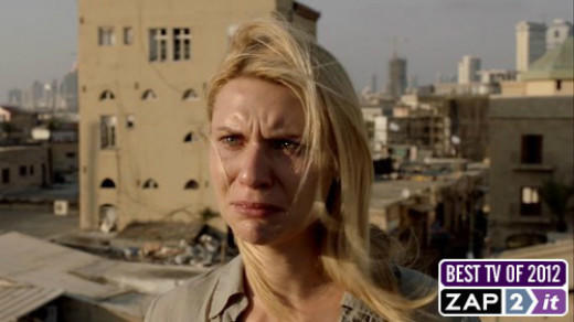 OMG TV: 35 moments and characters that excited us in 2012: Homeland supplies the years greatest TV meme.