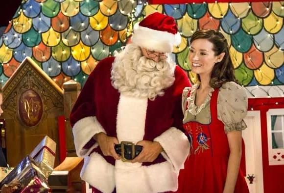 "Summer Glau in ""Help for the Holidays"""