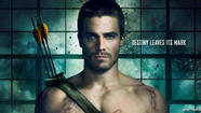 'Arrow': Stephen Amell as Oliver Queen.