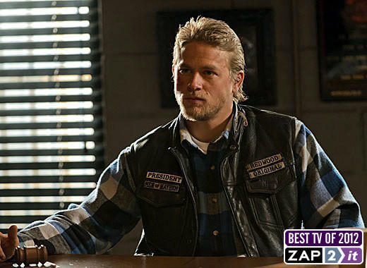 OMG TV: 35 moments and characters that excited us in 2012: And getting ever deeper into a moral gray area on Sons of Anarchy.