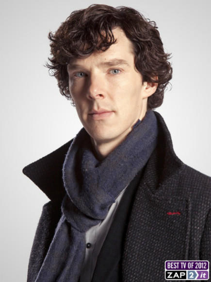 OMG TV: 35 moments and characters that excited us in 2012: The REAL Sherlock Holmes.