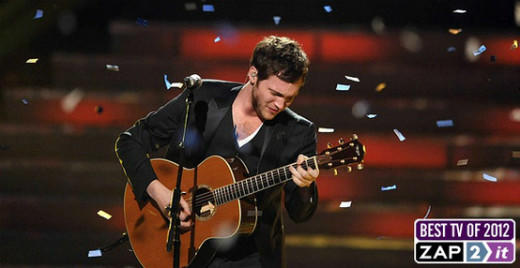 OMG TV: 35 moments and characters that excited us in 2012: Phillip Phillips wins American Idol Season 11