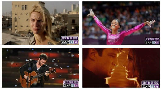 OMG TV: 35 moments and characters that excited us in 2012: We garnered a gallery of our favorite television moments of 2012. Relive (and cry) with us through these precious moments that made up a wonderful 2012.