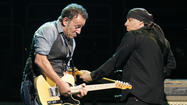 Bruce Springsteen goes 'Gangnam Style' in Anaheim