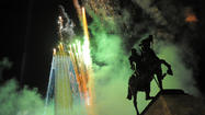 "The food offerings at the <a href=""http://findlocal.baltimoresun.com/listings/a-monumental-occasion-baltimore-2"" target=""_self"">41st annual lighting of Mount Vernon's <span class=""runtimeTopic"">Washington Monument</span></a> on Thursday will be more diverse than ever, according to Michael Evitts of the Downtown Partnership, one of the event's organizers."