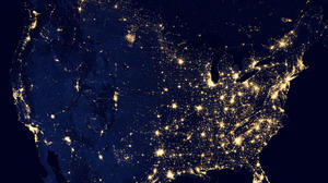 NASA releases breathtaking images of the Earth at night