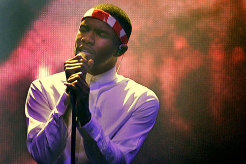 Frank Ocean: The rising star has both mainstream appeal and underground roots.